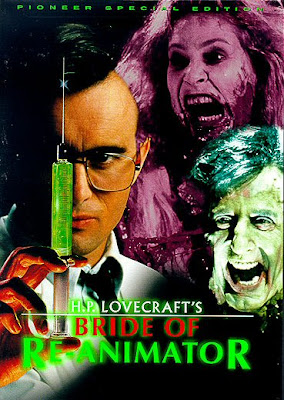 Filme A Noiva do Re Animator   Legendado