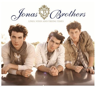 New Music  Finder: Jonas Brothers Current Single