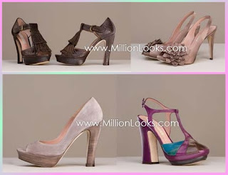 Designer's House: 2009 Summer Shoes Collection :  high heel designer shoes platform pumps