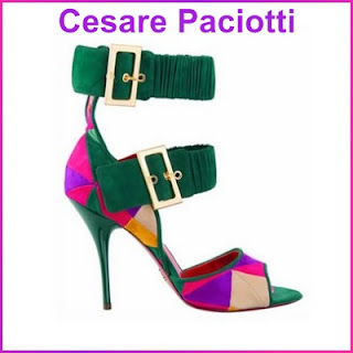 Designer's House: Cesare Paciotti Shoe Trend for Summer 2010