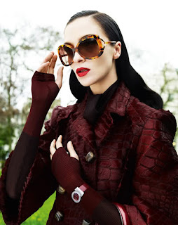 Designer's House: Chic and Elegance Salvatore Ferragamo Ad Fall/Winter 2009/2010 :  chic trend salvatore designers