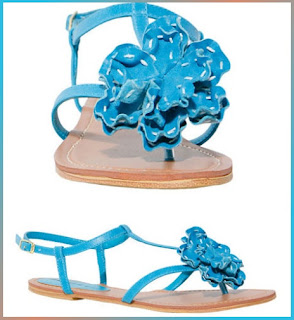 Designer's House: Glam Sandals for your Flirty Summer Clothers