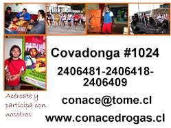 Conace Tomé