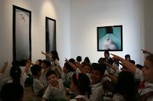 Visita colegio Comfenalco MAMB