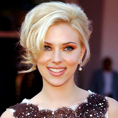 scarlett johansson haircut