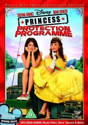 Programa de Proteção para Princesas Dublado