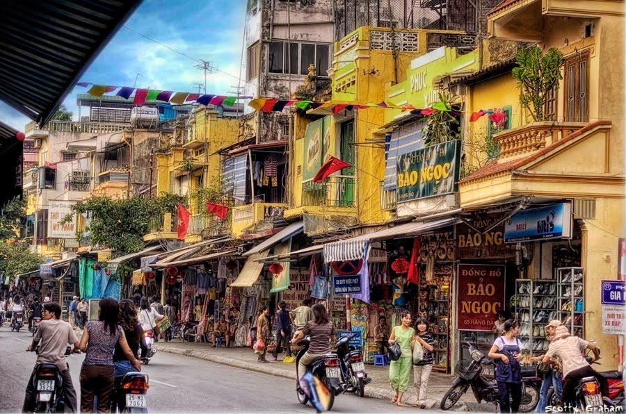 Kiến thức du ngoạn Hà Nội với chi phí thấp