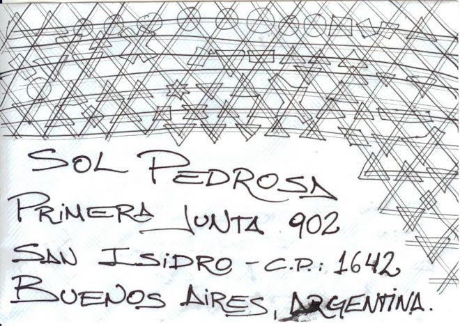 Sol Pedrosa
