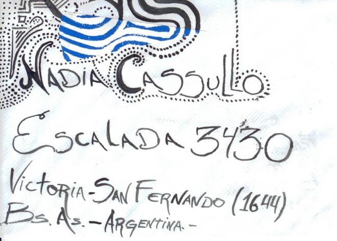 Nadia Cassullo