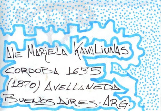 Ale Mariela Kavaliunas