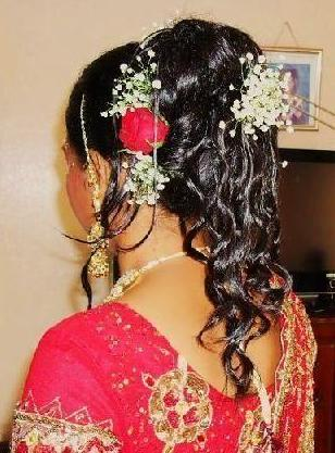 Indian Bridal Hair Do 39s