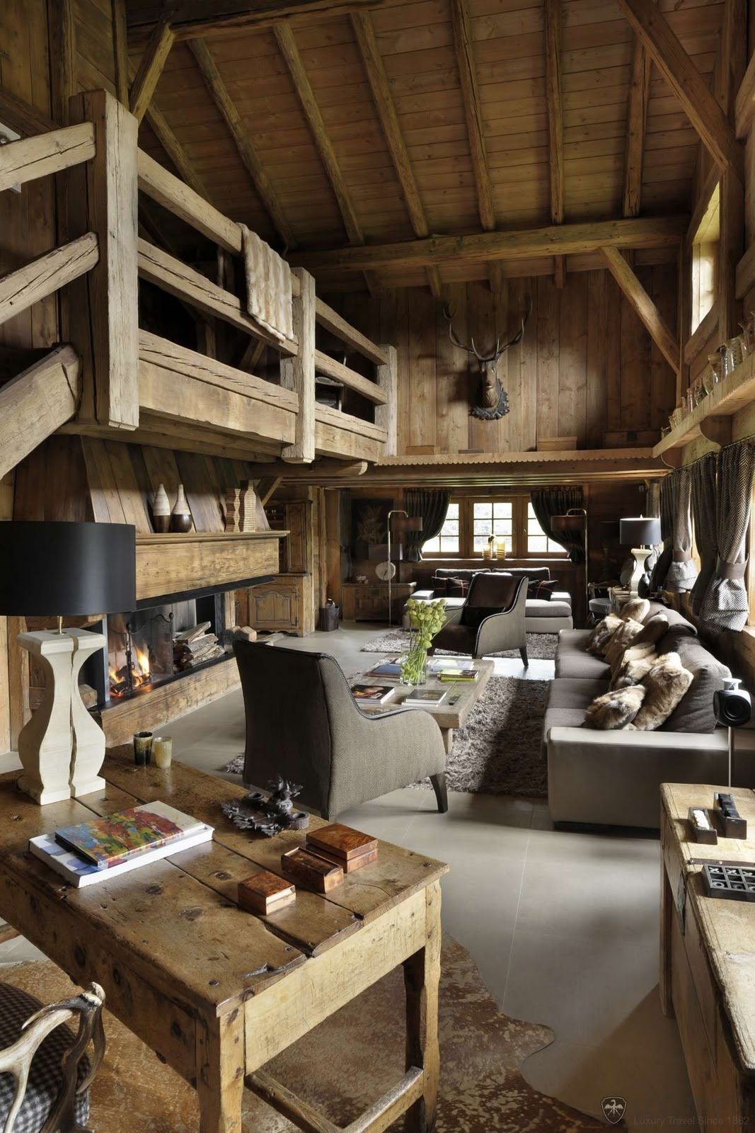 Flair For Design Ski Chalet