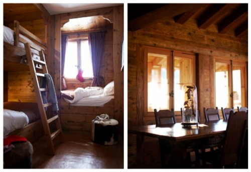 Flair For Design How To Decorate Alpine Chalet Style