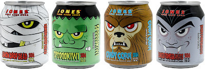 Jones Soda Halloween 2009