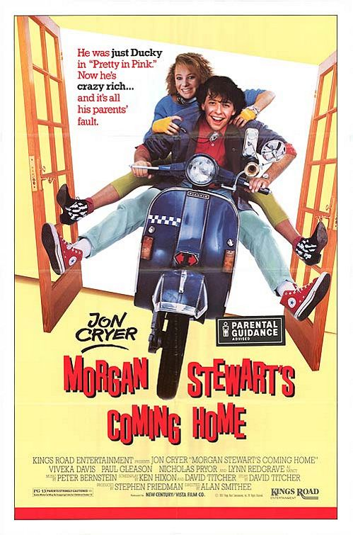 Trailer Terrors Morgan Stewart S Coming Home 1987