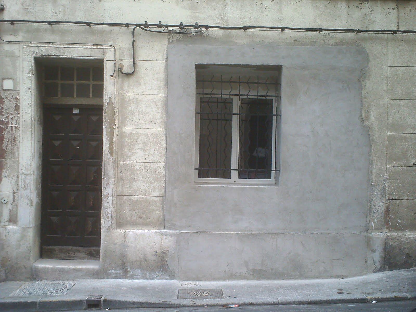 ciq saint mauront rue toussaint permis de construire. Black Bedroom Furniture Sets. Home Design Ideas