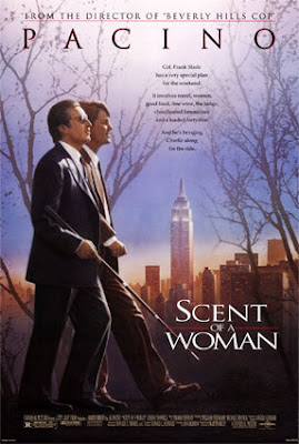 Scent of a Woman theatrical poster