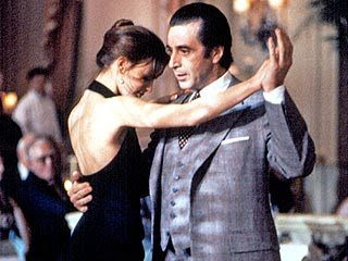 Scent of a Woman dance scene - Al Pacino and Gabrielle Anwar