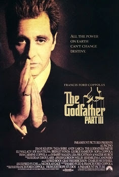 The Godfather Part III theatrical release poster