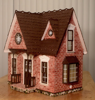 My Dream Dollhouse The Red Brick Orchid