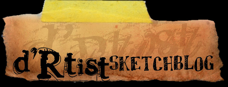 D'Rtist Sketchblog
