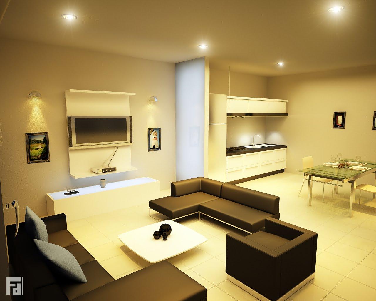 Fernando dur n portafolio interiores casa caceres - Casas de ensueno interiores ...