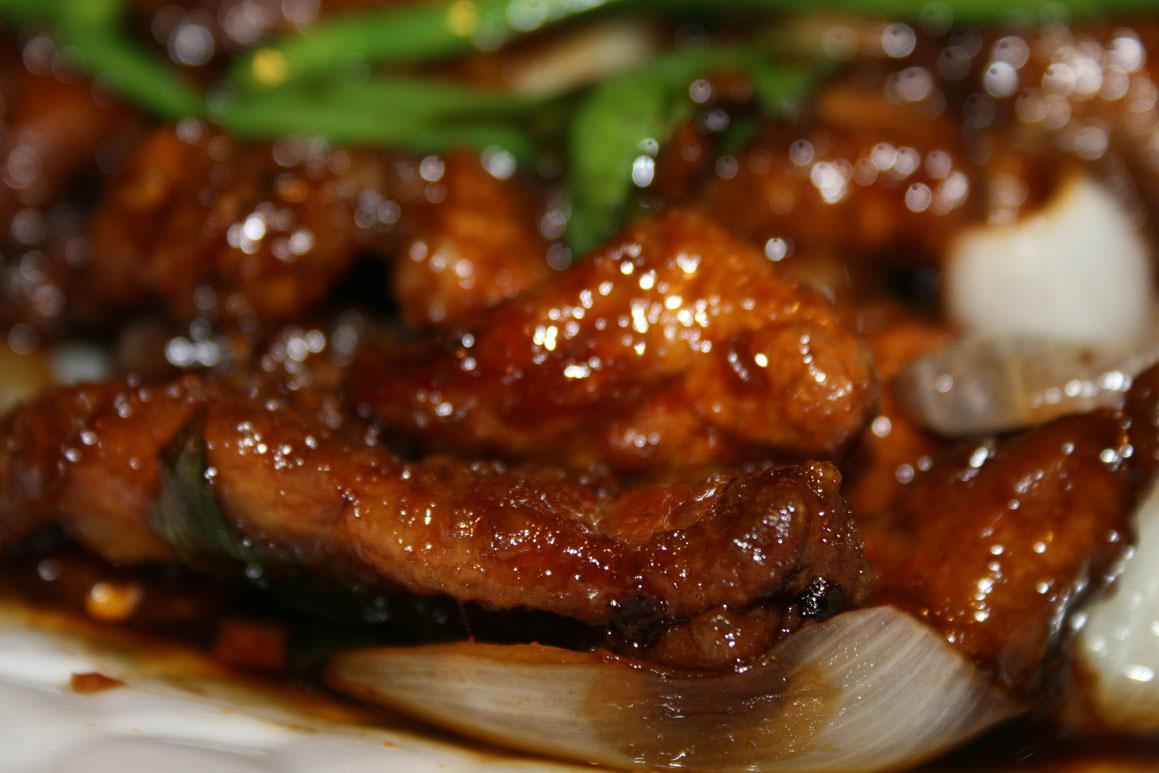 Taste Of Spice: Mongolian Beef