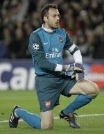 Arsenal Cari Kiper Baru