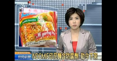 Video Razia Indomie Taiwan