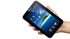 Foto Samsung Galaxy Tab