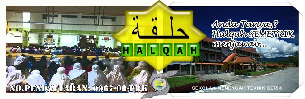 Halqah SEMETRIK