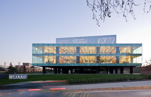 Vakko fashion center by rex for Rex architecture p c