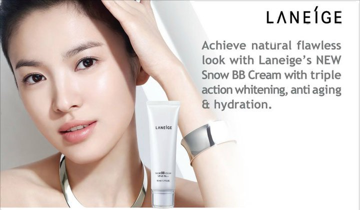 Laneige Snow BB Cream is finally in Malaysia! Check out the promotion