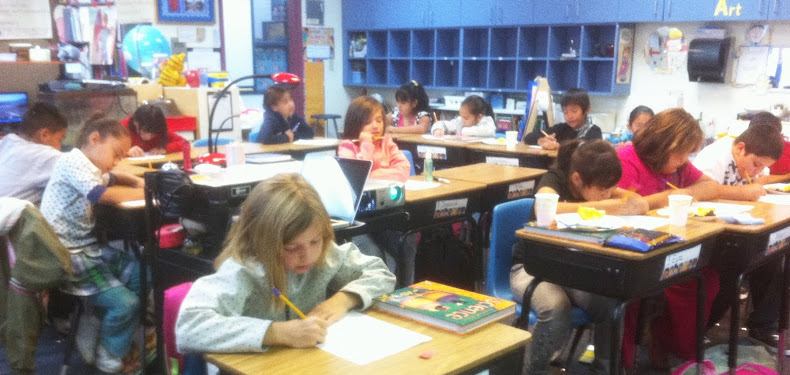 Mrs. Brooks's 3rd Grade Blog 2010-2011