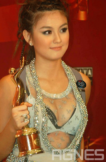 Agnes Monika : image from http://koleksi-photo-artis-indonesia.blogspot.com