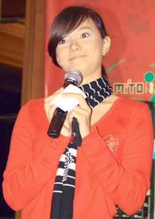Asmirandah Zantman