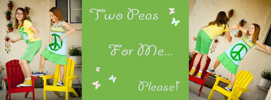Two Peas For Me