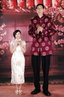 Bao Xishun married a young woman after searching his right bride around the China.