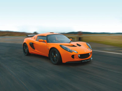 speed car lotus exige