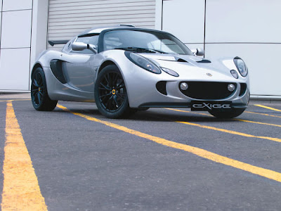 beautiful lotus exige