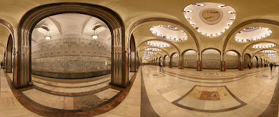 great place to visit when you are in Moscow