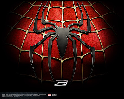 wallpaper spiderman 3 logo