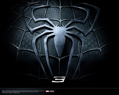 spiderman black suit logo