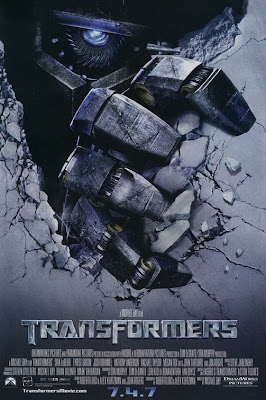 transformers teaser poster