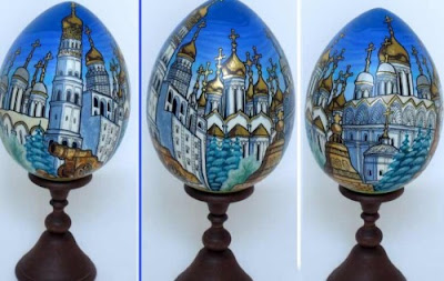 art if egg painting