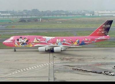 aeroplane body paint