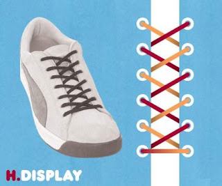 h-learn how to lace your shoe