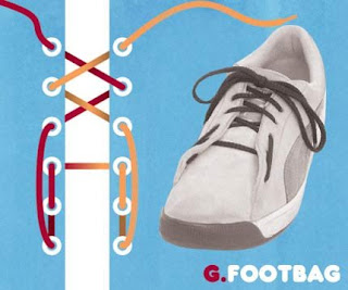 g-difference lacing style for your sneaker