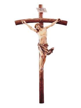 Colgate la cruz en el cuello y en tu casa. Da testimonio de Dios. El te recompensara