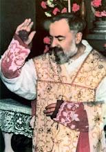 Santo Padre Pio te amo con todo mi corazon. Ruega por todos nosotros